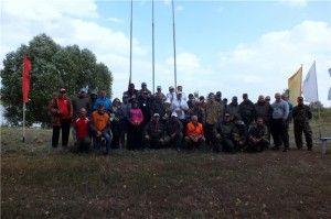 У омської області пройшли змагання з коропової ловлі