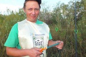В Омській області пройшли змагання з коропової ловлі Кубок Сходу