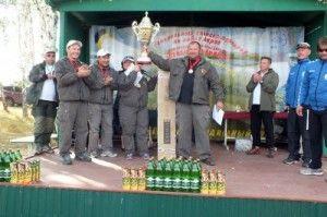 Пройшли загальноросійські змагання з коропової ловлі підсумки проведення