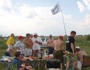 У рязанської області пройшов черговий рибальський фестиваль
