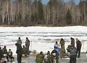 У шелехівська районі пройшли змагання з ловлі риби серед інвалідів