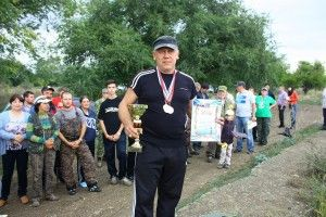 У ставропольському краї 10 і 11 травня відбулися змагання з ловлі риби донною вудкою