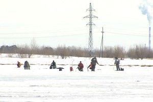 У сургуті пройшли рибальські змагання
