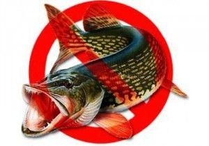 Весняно-літній нерестовий заборона на риболовлю 2014 року