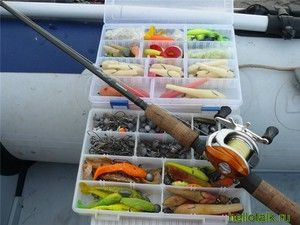 Ловля на джиг: снасті для джиговой лову