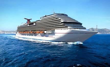 Вісімнадцять нових пасажирських суден відправляться в перше плавання у 2012 році
