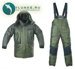 Вибираємо костюм для зимової риболовлі