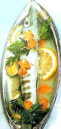 Як приготувати заливну рибу