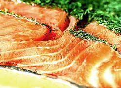 Малосольна червона риба