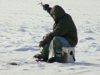 Зимова риболовля або
