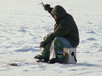 Зимова риболовля в україні